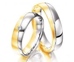 alliances de mariage vente de alliance mariage en or 2 tons 18 cts dans la boutique
