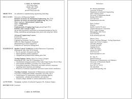 resume samples for university students resume examples umd sample resume carol powers