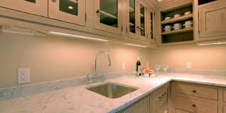 Kitchen Cabinet Undermount Lighting by What You Need To Know About Under Cabinet Lighting The Lightbulb Co