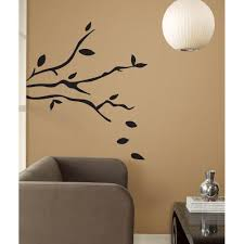 tree branches peel and stick wall decals rmk the tree branches peel and stick wall decals rmk the home depot