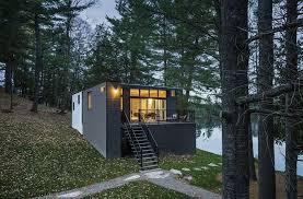 modern prefab cabin new and modern prefab cabins tedxumkc decoration