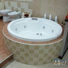 vasca da bagno circolare vasca vasche idromassaggio circolare incasso 150 mod rodi ebay