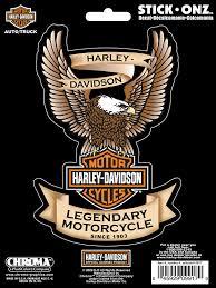 harley davidson wrapping paper chroma 9917 harley davidson eagle stick onz decal