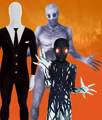 Slender Man Halloween Costumes Halloween Costumes Scary Fancy Dress Morphcostumes Uk