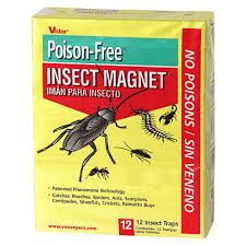 victor poison free victor insect magnet 12 pack m256 the home depot