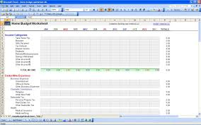 Spreadsheet Examples For Budget by Personal Budget Spreadsheet Template For Excel Spreadsheets