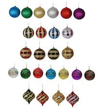 home accents shatter proof ornament 150 mm the home