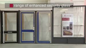 Larson Secure Elegance by Tecdur Enhanced Security Glass From Glassolutions Youtube