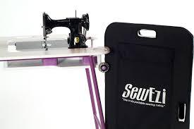 portable sewing machine table sewezi usa sewezi portable table