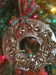 15 christmas crafts for kids wreaths ornament and craft