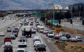 Traffic Map San Francisco by Desperate Bay Area Voters Tax Themselves To Ease Traffic Build