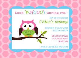 owl invitations for first birthday dolanpedia invitations ideas
