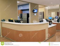 Reception Office Desks by Hospital Reception Desk Stock Photo Image 44993439