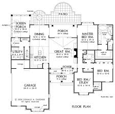 Cottage Floor Plans With Screened Porch 79 Best Home Sweet Home Floor Plans Images On Pinterest House