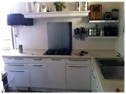 meuble cuisine melamine blanc repeindre meuble cuisine melamine alaqssa info