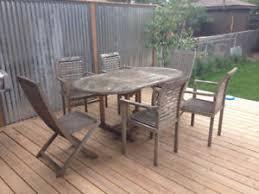 Teak Patio Table Teak Buy Or Sell Patio U0026 Garden Furniture In Ontario Kijiji