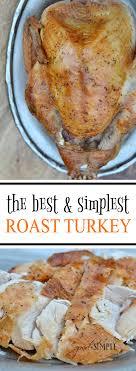 brine roast turkey recipe moist turkey roasted turkey and