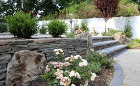 retaining wall construction professionals autumn leaf