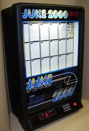 nsm juke 2000 50 cd wall jukebox
