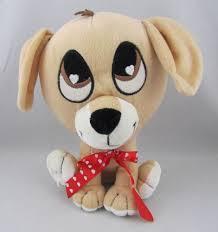 animal alley 12 inch birthday geoffrey toys animal alley plush stuffed brown yellow laying puppy dog floppy