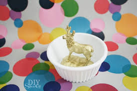 porcelain animal ring holder images Diy ring holder by diy show off pretty handy girl jpg