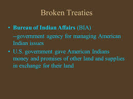 us bureau of indian affairs indian history ppt
