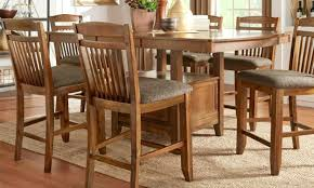 overstock round dining room tables upholstered chairs furniture