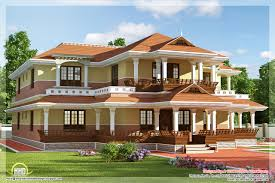 keral model 5 bedroom luxury home design kerala home design and