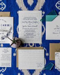 a blue and white nautical wedding on the cape martha stewart