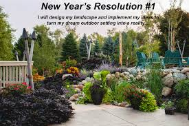 5 new year u0027s resolutions for your lawn and landscape