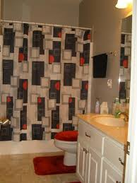 bathroom with shower curtains ideas beat shower curtain small bathroom ideas