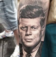 presidential portrait tattoos tattoo com