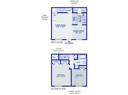 apartments in blue bell floor plans townline townhomes