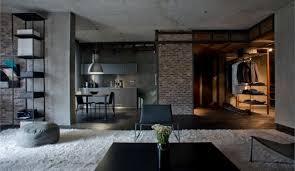chambre style loft industriel décoration style industriel loft idées déco loft