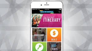 mall app guest services mobile apps mall of america
