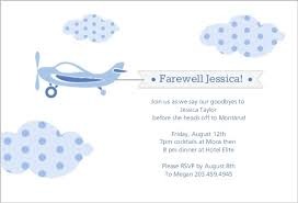 farewell party invitation farewell party invite going away invitations