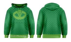 pj masks hooded sweatshirts favorite fans
