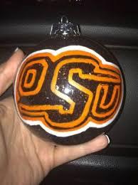 oklahoma state cowboy ornament 5 00 via etsy