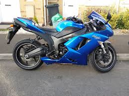 kawasaki ninja 600cc zx6r low mileage in newport gumtree