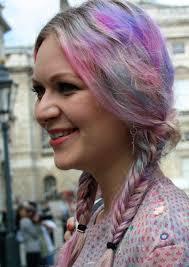 pony hair pastel pony hair hair colors ideas
