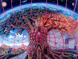 tool 10 000 days tree of