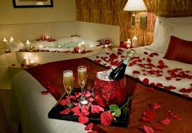 chambre romantique avec décoration chambre romantique petales de 79 poitiers