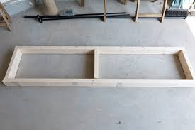 Simple Work Bench New House New Workbench Make A Simple Two Level Workbench