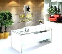 Front Desk Office Front Desk Reception Small Reception Desk Office Furniture Front
