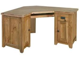 Solid Oak Corner Desk Wood Corner Desk Eulanguages Net