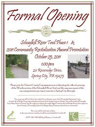 Opening Ceremony Invitation Card Design Greater Philadelphia Bicycle News 10 01 2011 11 01 2011