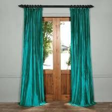 Teal Taffeta Curtains Teal Taffeta Curtains Adorable Teal Taffeta Curtains Designs With