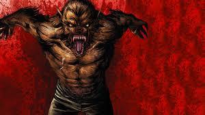 red halloween background dark art artwork fantasy artistic original horror evil creepy