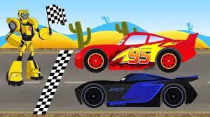 disney pixar cars 3 lightning mcqueen vs jackson storm videos