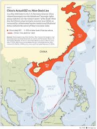 China Time Zone Map by A National Strategy For The South China Sea The Heritage Foundation